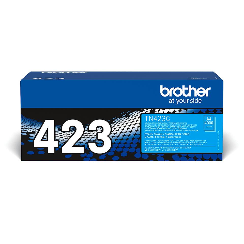 Brother TN-423C Toner Cartridge - Cyan