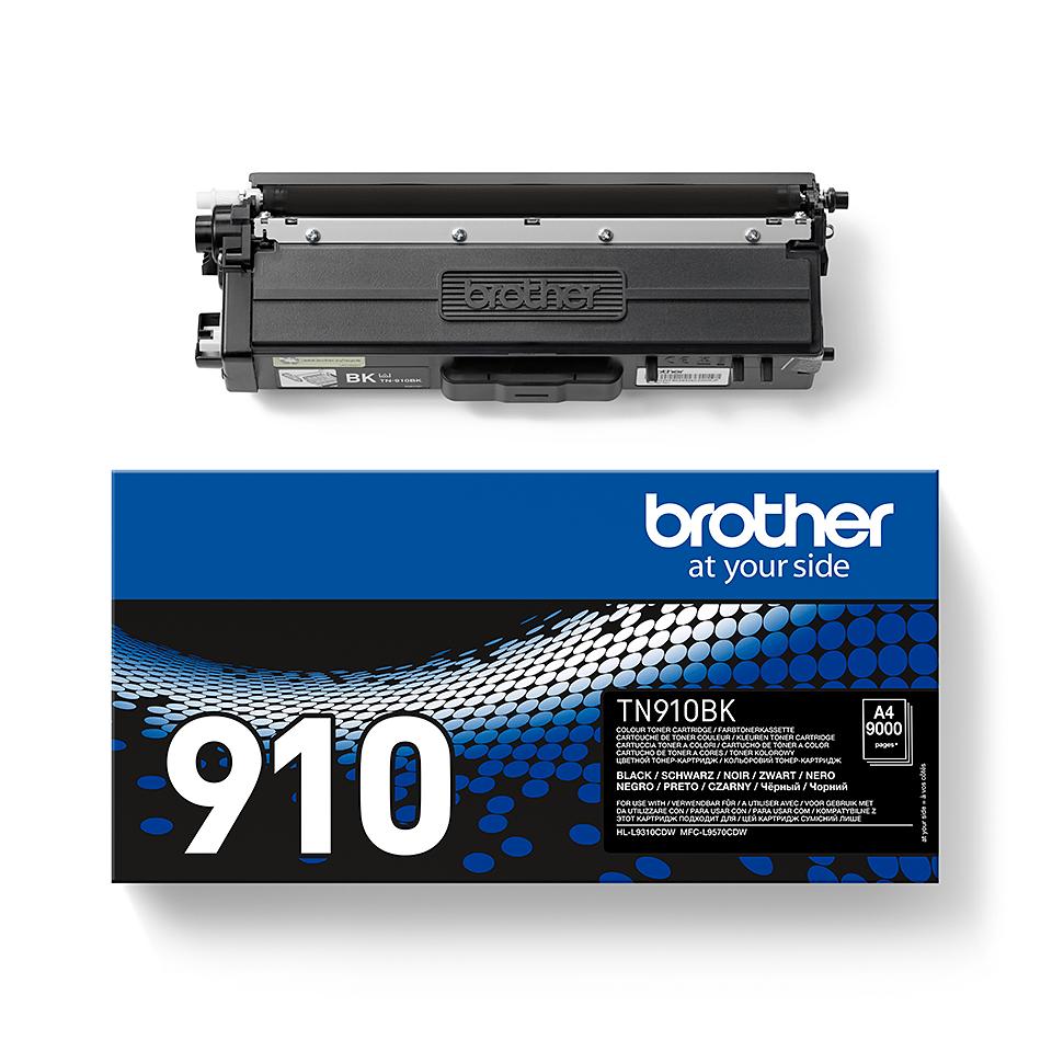 Brother TN-910BK Toner Cartridge - Black 2
