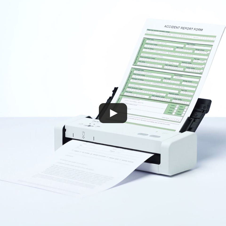 ADS-1200 Portable, Compact Document Scanner 9