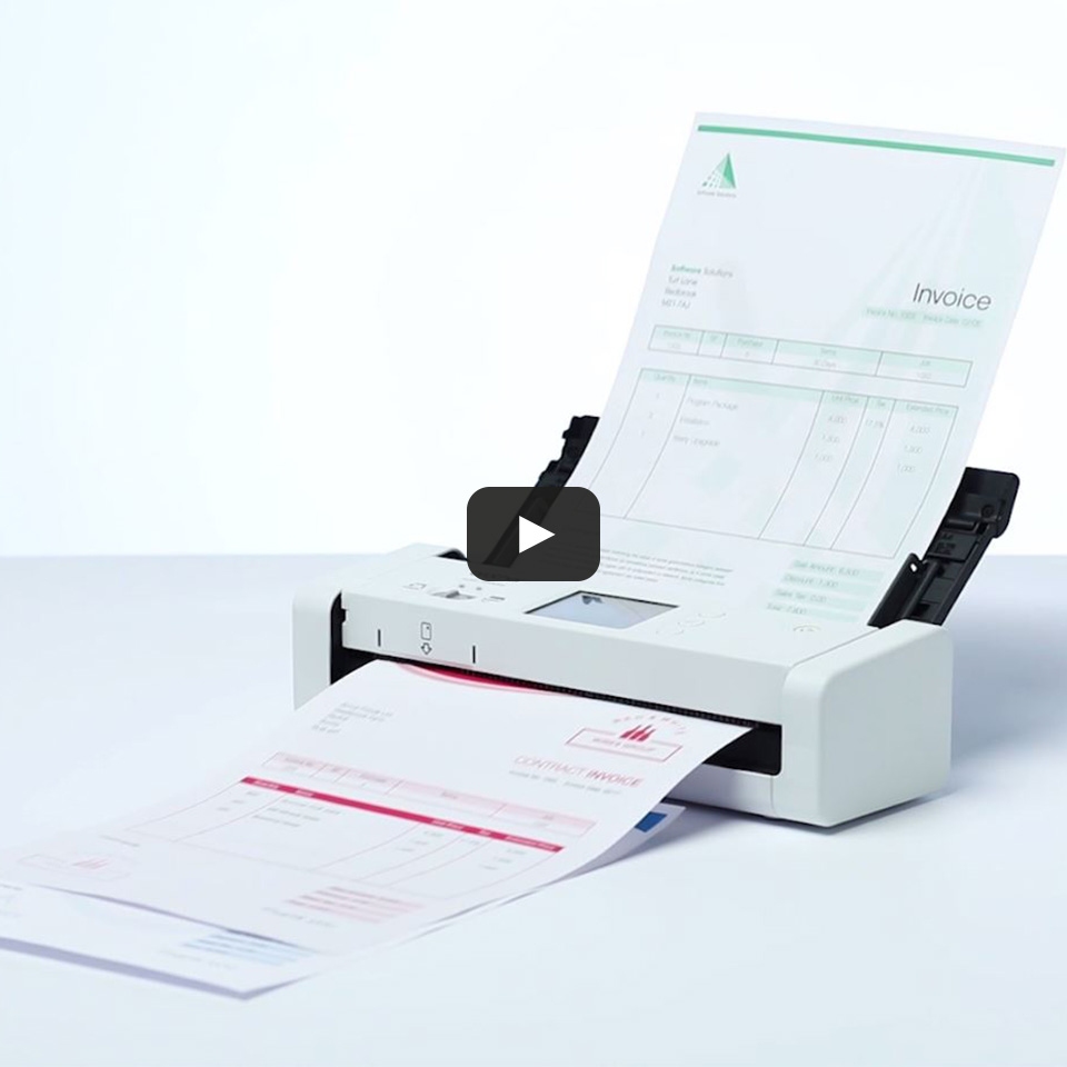 ADS-1700W Smart, Compact Document Scanner 9