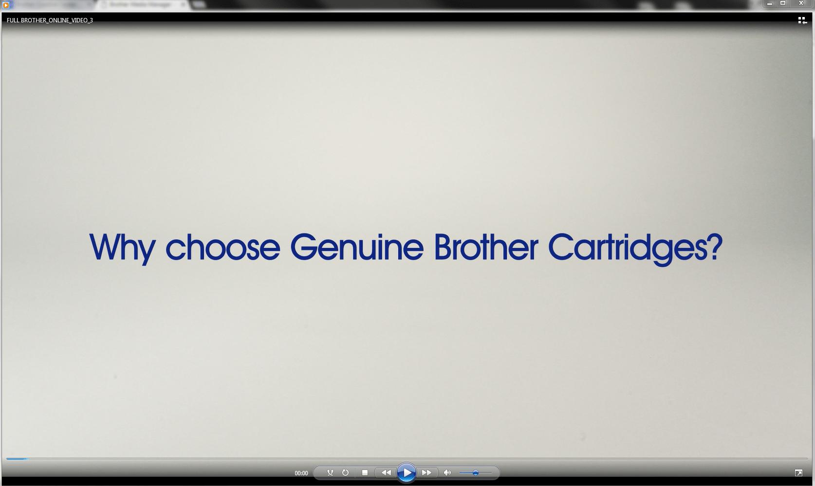 Genuine Brother LC1100M Ink Cartridge – Magenta 2